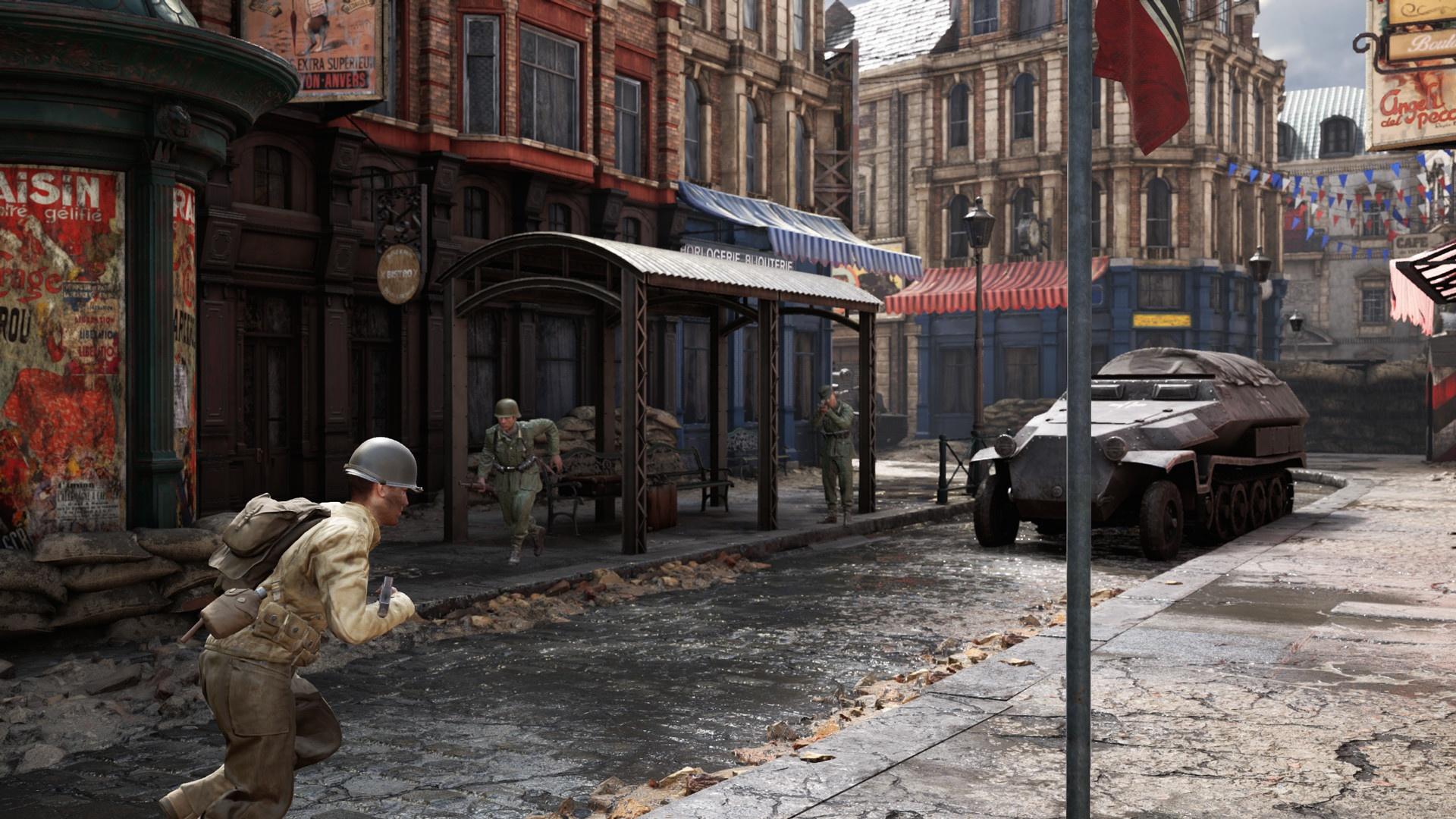 WWII-шутер Days of War покинет 'ранний доступ' в конце января