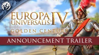 Europa Universalis IV получит новое дополнение - Golden Century
