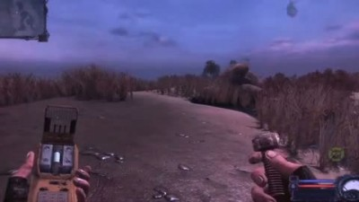 "S.T.A.L.K.E.R.: Clear Sky ""E3 2008: Cam Developer Walkthrough"""