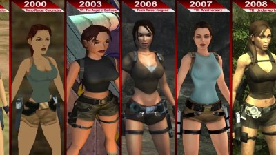 История графики Tomb Raider (1996 - 2016) | PC | Ультра