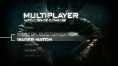 "Call of Duty: Black Ops ""Multiplayer Customization Trailer"""