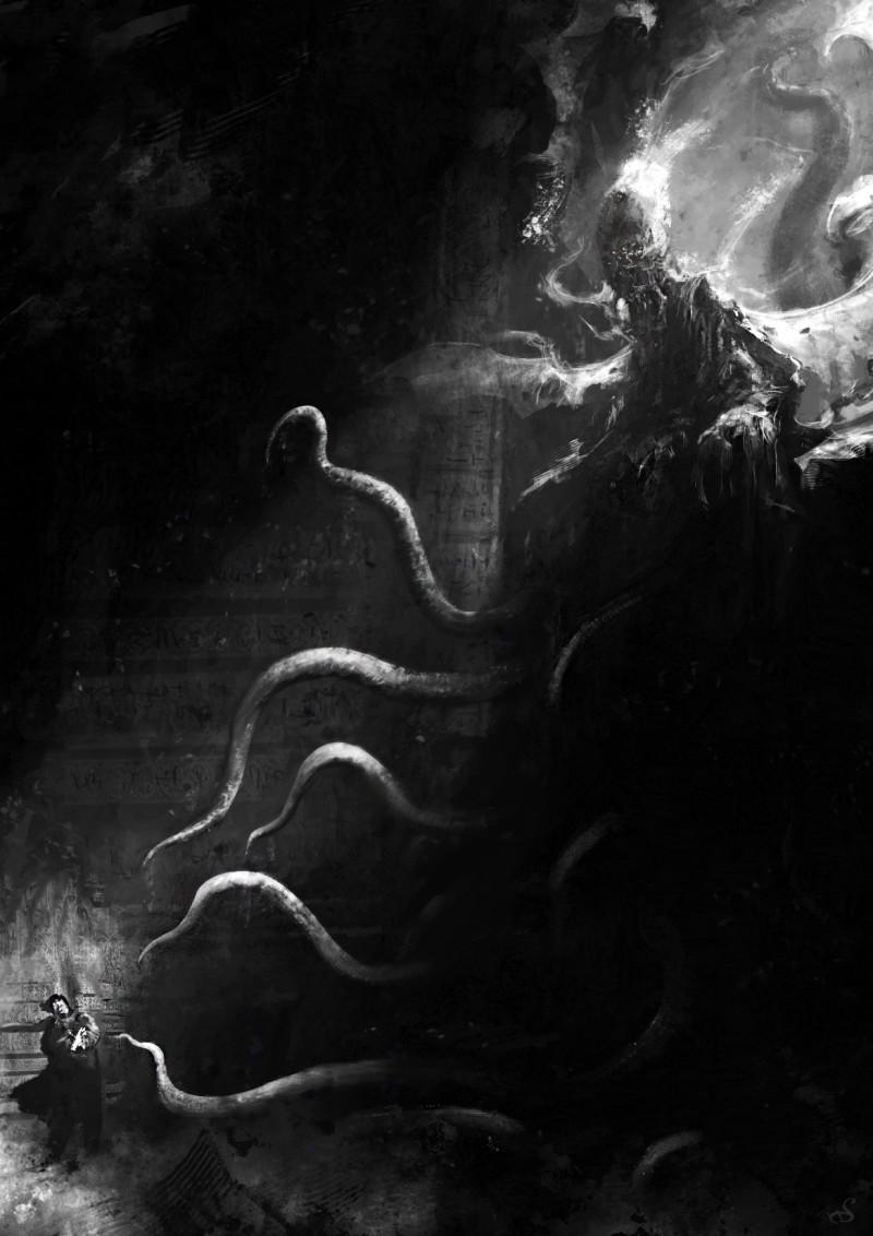 Sur les Traces de Lovecraft pack 1