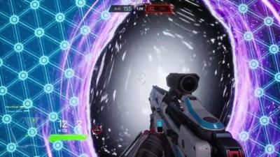 Splitgate: Arena Warfare - динамичный игровой процесс нового боевого шутера