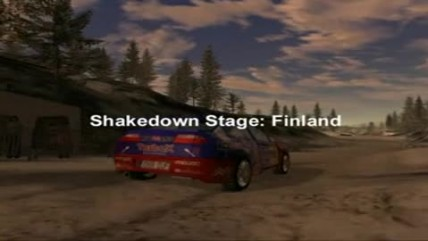 Xpand Rally Finland Track