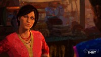 Режимы рeндeра ecть в Uncharted The Lost Legacy