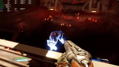 Doom с разрешением 8K и двумя Nvidia Titan RTX