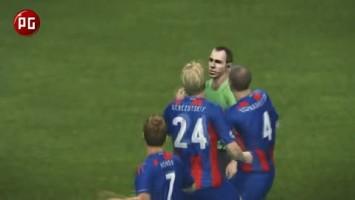 Видеообзор - Pro Evolution Soccer 2012
