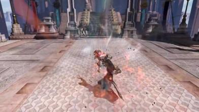 Dissidia Final Fantasy NT Вейн Карудас в первом дополнении