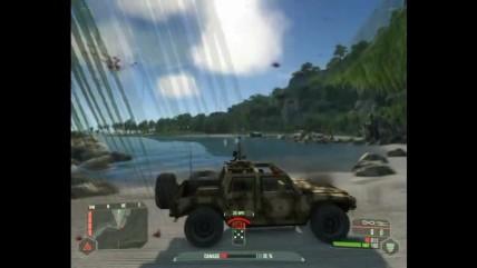 Crysis ретро обзор