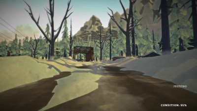The Long Dark - обновление Deep Forest