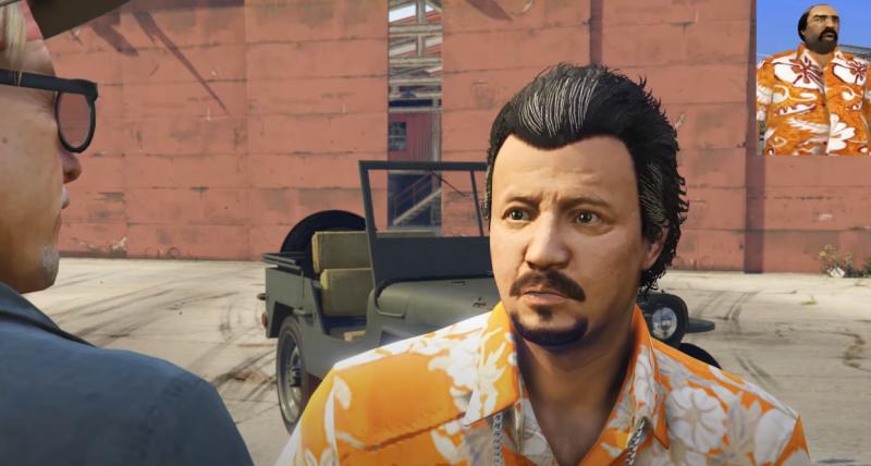 В новом ограблении GTA Online найдена связь между GTA 6 и Vice City