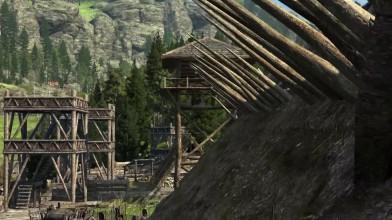 "Total War: ARENA - Обзор карты ""Перевал Августа"""