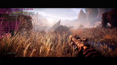 Far Cry: Primal - GTX 1070 | I7 3770 | RAM 8Gb(2x4gb)1600Mhz