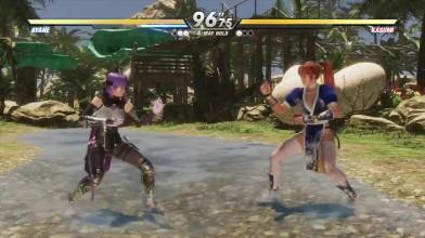 Аяне против Касуми в новом геймплейном трейлере Dead or Alive 6
