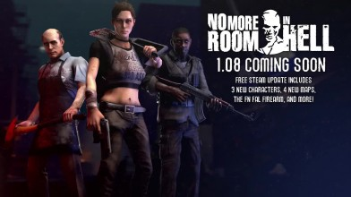 "No More Room in Hell ""Трейлер Beta 1.08"""