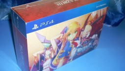 Фотообзор и распаковка на BlazBlue: Central Fiction Limited Edition - PlayStation 4 (Американское издание)