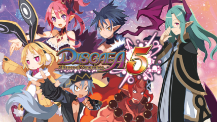 Disgaea 5 выйдет для Nintendo Switch