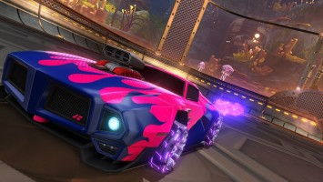 Игроки забили почти 7 миллиардов голов за два года в Rocket League
