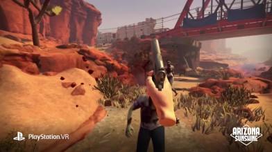 "Arizona Sunshine ""Релизный трейлер для PS VR"""