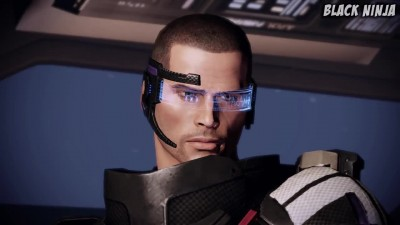 Пасхалки в Mass Effect 2 [Easter Eggs]
