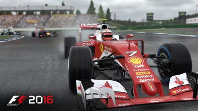 F1 2016 от Codemasters теперь и в Google Play