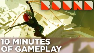 10 минут геймплея Bound