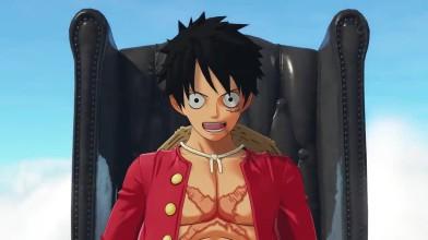 One Piece: World Seeker - Геймплейный трейлер