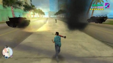 Grand Theft Auto: Vice City - Upgrade RPG for VC2.0
