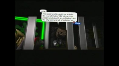 Final Fantasy 7 воссоздали в LittleBigPlanet 2