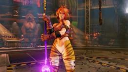 В Street Fighter 5 появится кроссовер-костюм для Falke