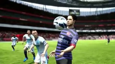 "FIFA Soccer 13 ""Arsenal Away Kit Trailer"""