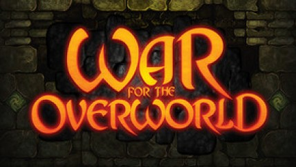 War for the Overworld стал доступен в GOG Galaxy и временно в GOG Connect