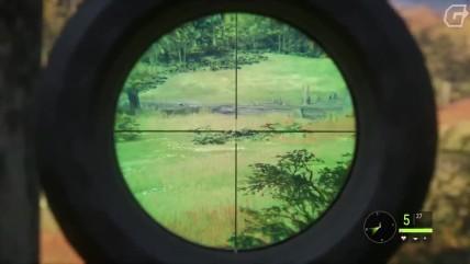 Охотимся на животных в The Hunter: Call of the Wild