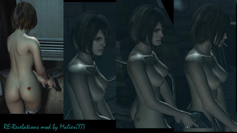 Resident evil revelations nude mods