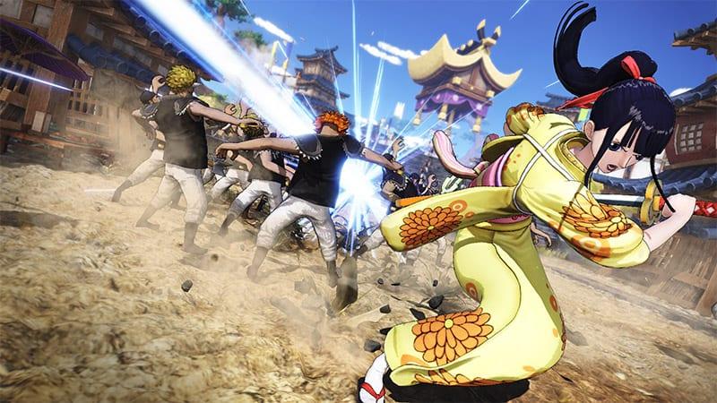 One Piece: Pirate Warriors 4 раскрывает нового персонажа из DLC Окику