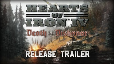 Вышло дополнение Death or Dishonor для Hearts of Iron IV
