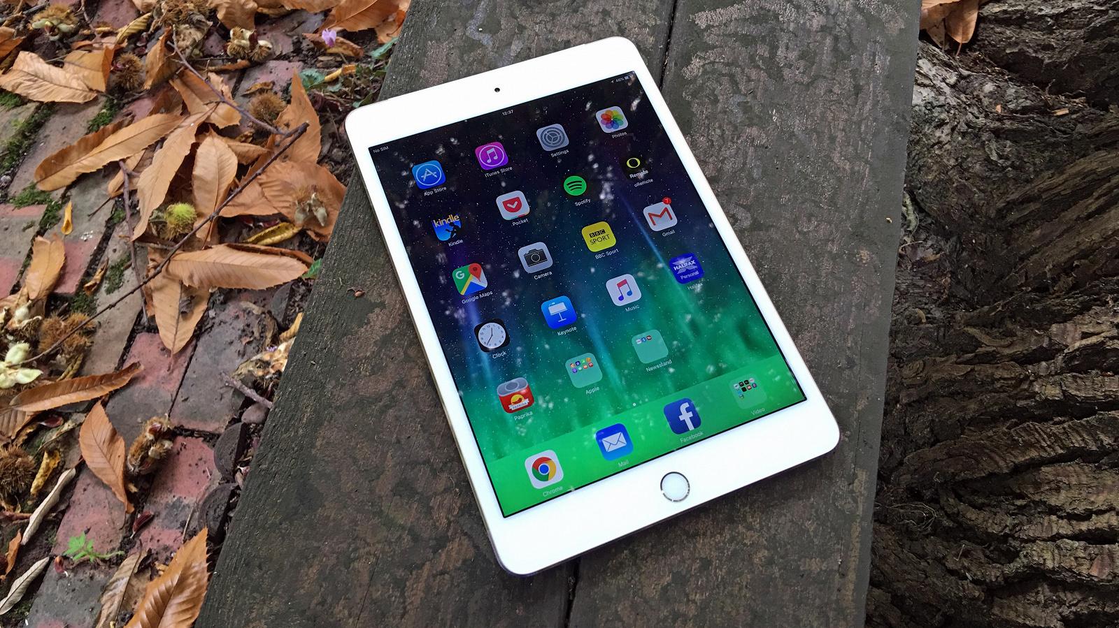 Новый планшет iPad mini, несмотря на долгий перерыв, не получит нового дизайна