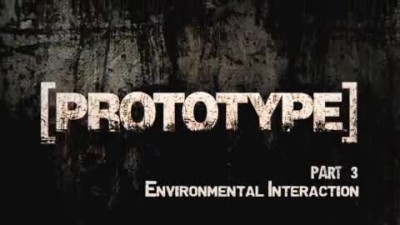 "Prototype ""Interview Part 3: Environmental """