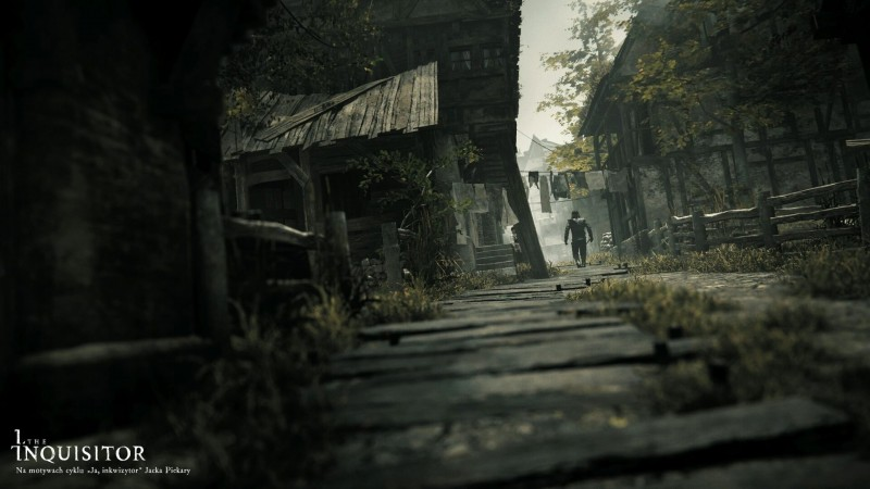 The Dust представила новые скриншоты из игры I, the Inquisitor