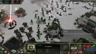 Обзор дополнений Warhammer 40.000: Dawn of War - Winter Assault, Dark Crusade, Soulstorm