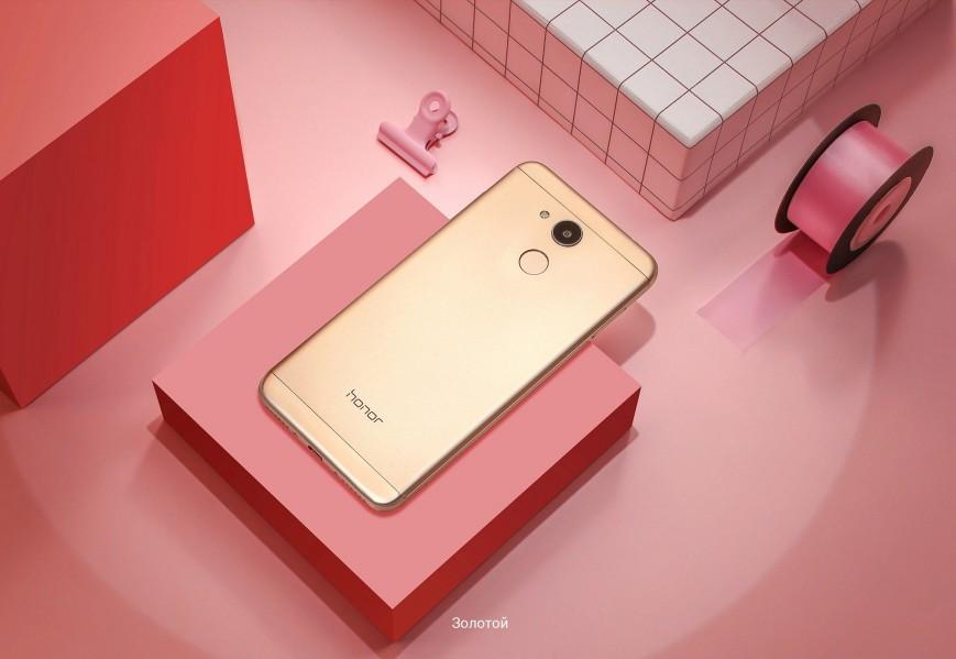 В Российской Федерации стартовали продажи бюджетного телефона Huawei Honor 6C Pro