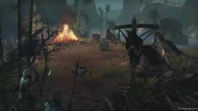 "The Elder Scrolls Online: Tamriel Unlimited ""E3 2015 трейлер"""
