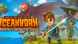 Oceanhorn: Monster of Uncharted Seas выйдет для Nintendo Switch 22 июня