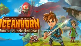 Oceanhorn: Monster of Uncharted Seas выйдет для Nintendo Switch 22 июня