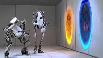 Отец создал для своего сына комнату в стиле Portal