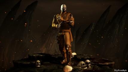 "Mortal Kombat XL ""Мод Афро Монах (Ссылка на мод в описании)"""