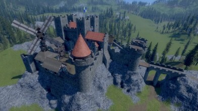 Анонсирована Medieval Engineers, новая игра от создателей Space Engineers
