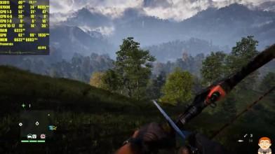 """Far Cry 4 """"Запустили на PC в разрешении 5K GTX 1080 TI OC 8700K"""""""