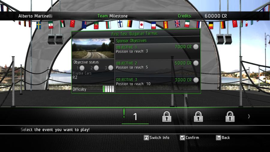 Шесть новых скриншотов WRC