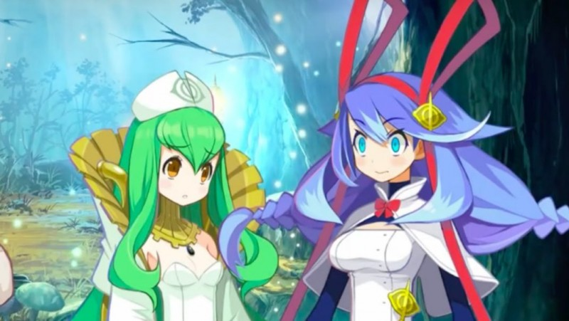 Картинки по запросу The Witch and the Hundred Knight 2